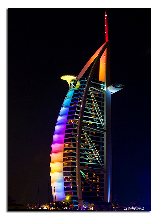 Different moods of burj al arab photography forum for Dubai 7 star hotel name